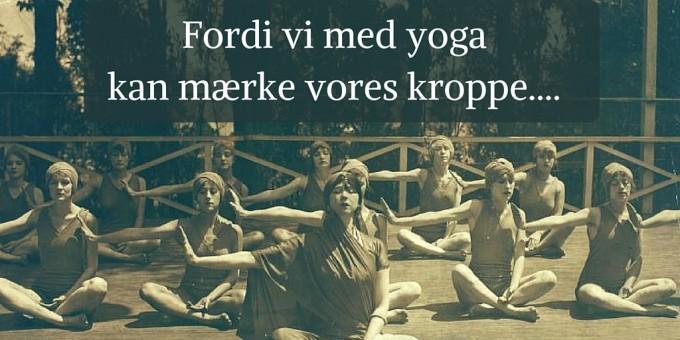 4 Fordi vi med yoga