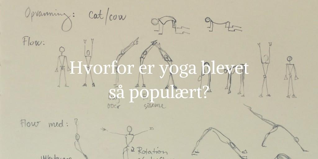5 hvorfor er yoga blevet