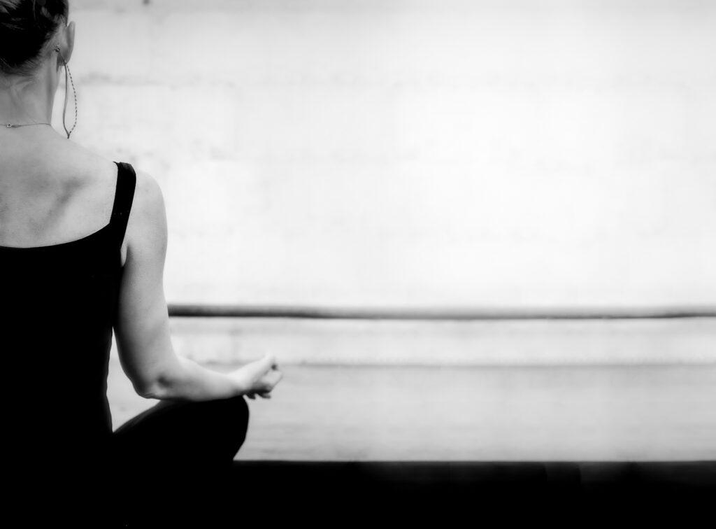 Meditative øjeblikke